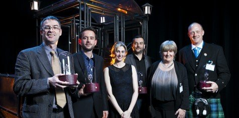 Winners revealed for Arts & Business Scotland Awards 2014