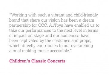 2015 People Award Winner - A1 Toys & Children's Classic Concerts