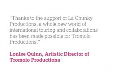 2015 Digital Innovation Award Winner - LaChunky Studios & Tromolo Productions