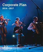 Read our Corporate Plan 2014-2017