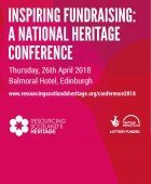 RSH Inspiring Fundraising Conference 26 April 2018